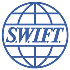Picture of the SWIFT logo